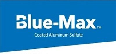 Blue Max Coated Aluminum Sulfate Fertilizer - 50 Lbs