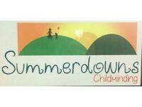 Registered Childminder Old Town