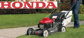 Wanted honda lawnmower