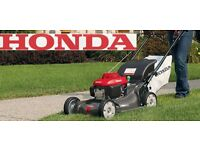 Cash paid for Honda lawnmowers, dead or alive