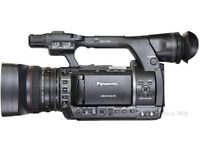 Excellent working Professional Video Camera - Panasonic AG-AC160 AVCCAM HD
