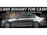 Cars - Vans Wanted £50-£6,000 paid within one hour (Rochdale-Rossendale-Burnley)