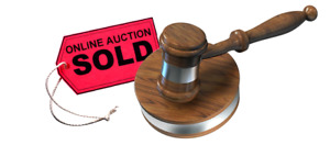 ITEMS TO SELL? CALL THE AUCTION GUY