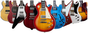 Sherwood - Music Store - Guitars/Amps - WE NOW HAVE GIBSON!