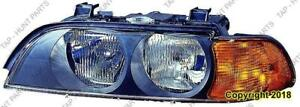Head Light Driver Side [From 1997 To March 1998] High Quality BMW 5-Series