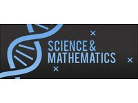 Maths and Science Tuition - get the results you deserve