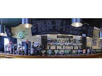 Experienced Full Time Bartenders-Craft Beer Pub Stoke Newington