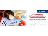 10th International Conference and Exhibition on Biologics and Biosimilars