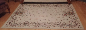 Area rug - 65 x 93 inch  **Pickup in Eastend**