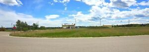 Light Industrial Commercial Lot Sundre