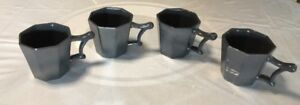 Set of 4 Grey Colour Starbucks 14 oz Mugs - New