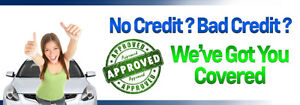 BAD CREDIT? NO CREDIT? NEED A CAR? WE CAN HELP!