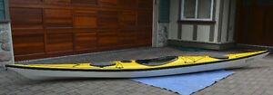 Nigel Foster Shadow Kayak Fiberglass 17' 10""