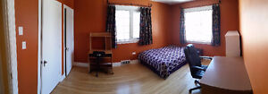 LARGE ROOM for rent: $550 ALL-INCLUSIVE. FEMALES PREFERRED.