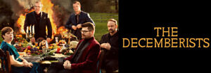"Billets SHOW BAND  ""THE DECEMBERIST"""