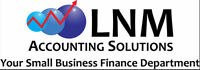 **BETTER THAN A PART TIME BOOKKEEPER** FREE CONSULTATION
