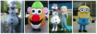 FUNTASTICAL COSTUMES - Mascot Characters for Parties