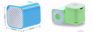 mini-sized Bluetooth speaker West Island Greater Montréal image 1