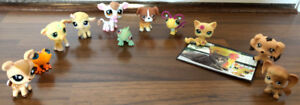 Littlest Pet Shop RARE - RETIRED - COLLECTIBLE Pets for Sale