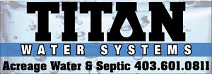Water well pumps, testing, service, chlorination, septic systems