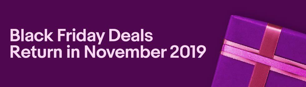 2018 Black Friday Sale Ebay