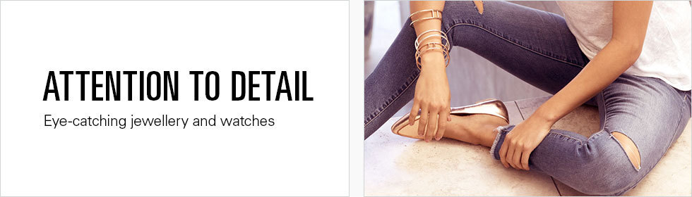 Click here to visit new season spring jewellery & watches