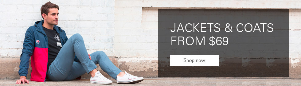 Click here to visit Jackets & Coats from $69