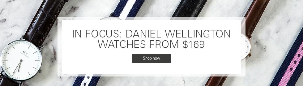 Click here to visit In Focus: Daniel Wellington