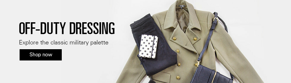 Click here to visit off-duty dressing