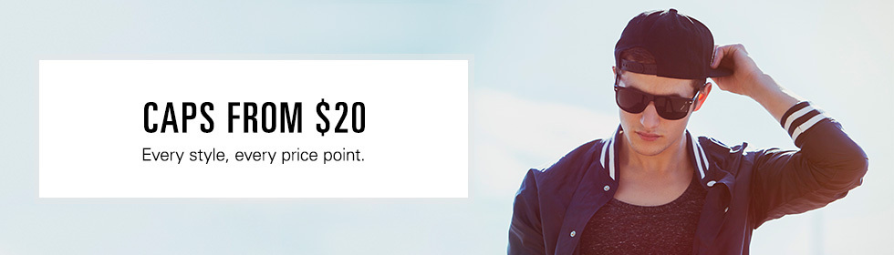 Click here to visit Caps from $20