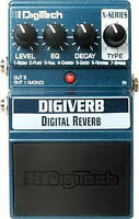 Digital Reverb For Looper Pedal