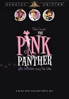 PINK PANTHER MOVIE COLLECTION 5 MOVIES ! / PANTHÈRE ROSE FILMS !