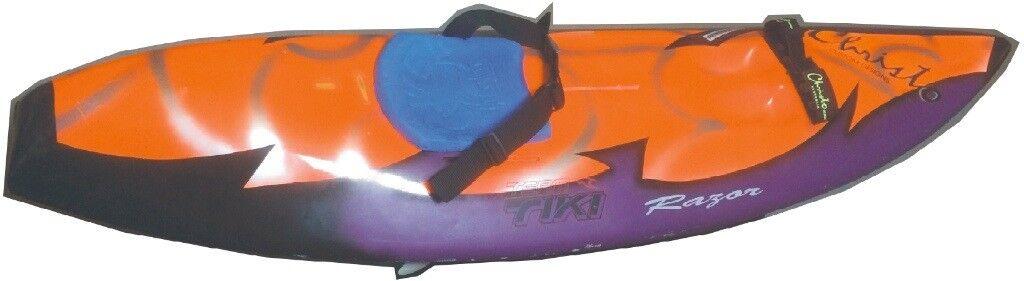 Surfski - Waveski - sit on Kayak