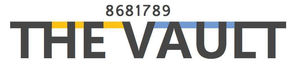 8681789 THE VAULT