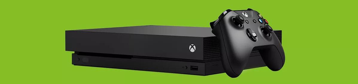 Xbox One X op eBay
