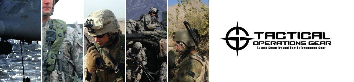 Tactical Operations Gear