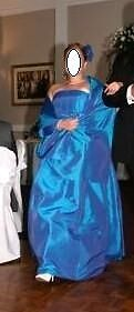 Royal Blue Dress Wedding, Prom, Birthday,... Large size