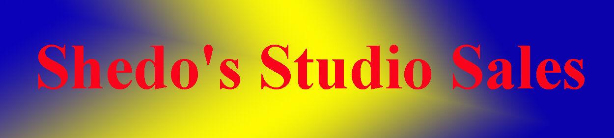 Shedo's Studio Sales