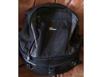 Camera kit bag by Lowepro