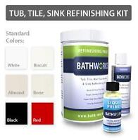 Do it yourself - Professional Bathtub Refinishing Kit.