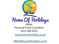 Home Of Holidays - Personal Travel Consultant