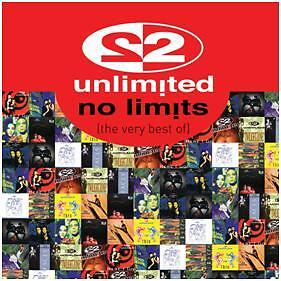 2 UNLIMITED - No Limits (The Very Best Of) (CD) *NEW*
