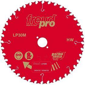 Freud Pro Lp30m023 Tct Portable Saw Blade 235mm X 30 X 34 Tooth Lp30m 023 4
