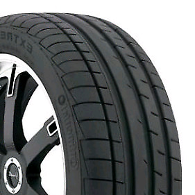 235/40-18 continental extremecontact DW only one tire