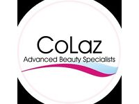 Receptionist required for Beauty and Laser Clinic -Colaz Reading