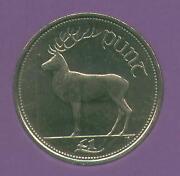 Irish Punt Coin
