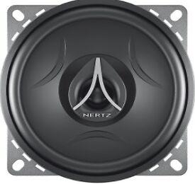 Hertz Energy ECX 100.5 120w - high-quality car-speakers