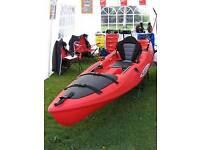 Malibu x Factor Sit on Top Fishing Kayak