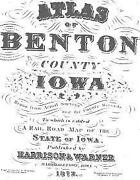 Benton County Iowa