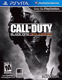 Call of Duty Black Ops Declassified Sony PS Vita